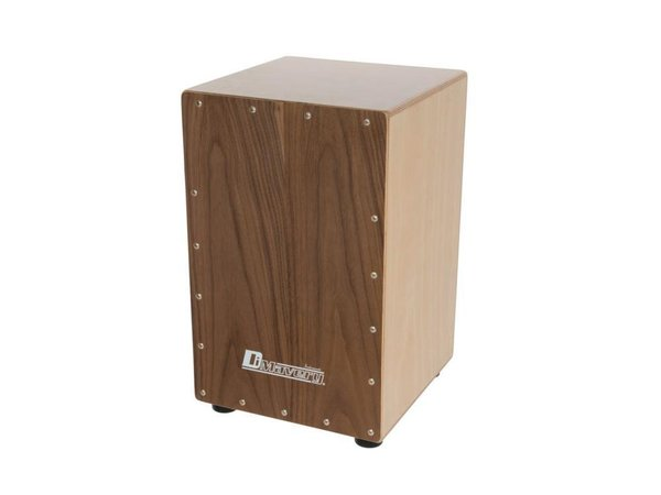 DIMAVERY CJ-500 Cajon, Walnuss, verstellbar